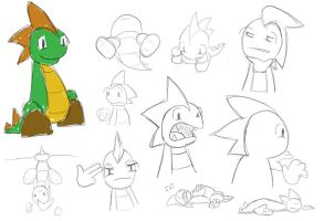Henry Doodles. by 9Andrew5