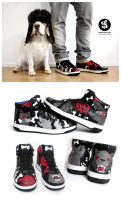 Wolve Sneaker by Bobsmade