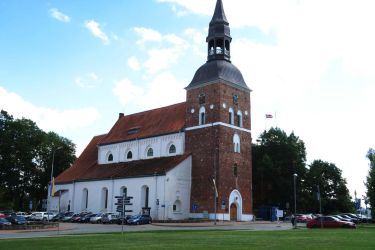Church in Valmiera 2 by MASYON