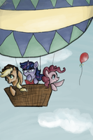 Summer's Day by QuintessantRiver