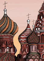 333 - Russian Architecture by Shasel