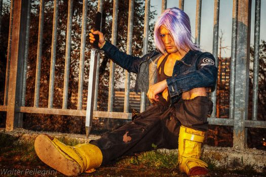 Future Trunks - DragonBall Z Cosplay by Leon Chiro by LeonChiroCosplayArt