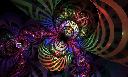 Cosmica by fractalling