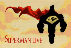 superman live by Debarsy