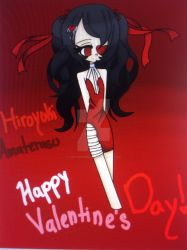Hiroyukis Valentines Day Outfit! by AmaterasuSushi