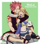 NALU Fairy Tail - Forever Love by Timagirl