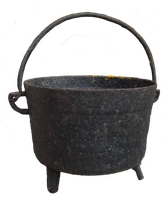 Cauldron by HermitCrabStock