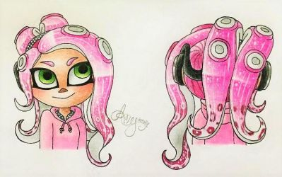 .:*My Octo Gal*:. by AmyRosers