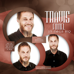 Photopack 12577 - Travis Fimmel by southsidepngs