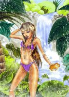 exotic shower by magur