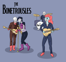 With the Bonetrousles by FreeGascogne