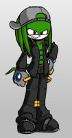 Bad K the echidna by Shadow-the-Hedgehog9