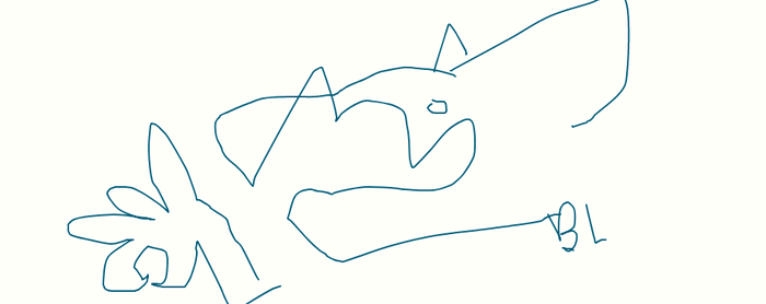Yall this is my best drawing