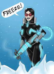 Freeze by PolManning