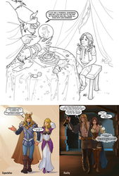 Arthas and the prophecy by scourge-minion