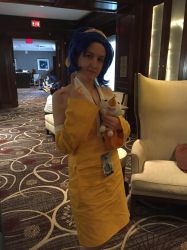 Fairy Tail Mage Levy McGarden by HikazePrincess