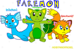 FAKEMON 2014 by HOBYGRENOUSSE