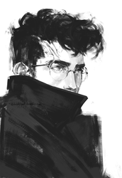 Harry James Potter by blvnk-art