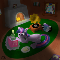 ATG #23 Burning the Midnight Oil by DracoBlair