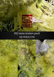 HQ Moss Pack by 25Horas