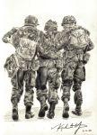 Band of Brothers by qchangyao