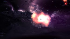 Amarr carrier Destroyed ! by Swpp