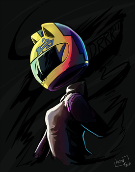 Celty by loonytwin