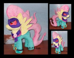 OOAK Furious Flutterhulk by calusariAC