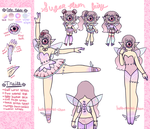 December Adopt - Suger plum Fairy [CLOSED] by hello-planet-chan