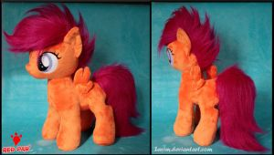 My Little Pony - Scootaloo by Lavim