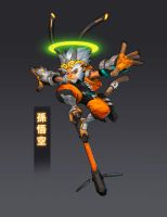 Wukong 4 by thiennh2