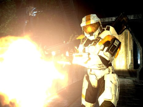 Halo3 Screenshot1 by Morphieous