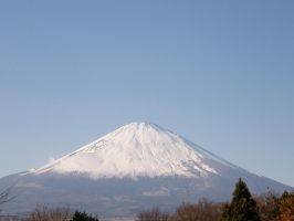 Mount Fuji9 by kaz0885