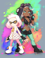 Off the Hook by mikimanni