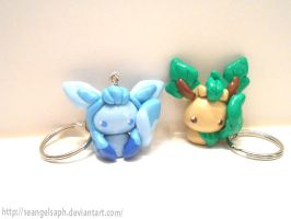 Glaceon N Leafeon