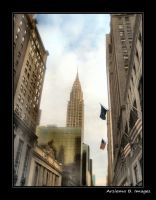 Empire state of mind by Arsiema