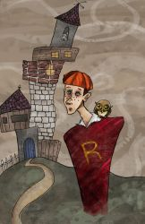 Ron! by SmudgeThistle
