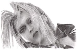 Sephiroth by justMelody