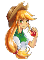 Applejack by iojknmiojknm
