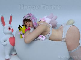 Happy Easter by elianeck