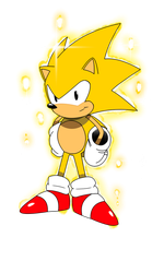 Super Sonic by Blade3006