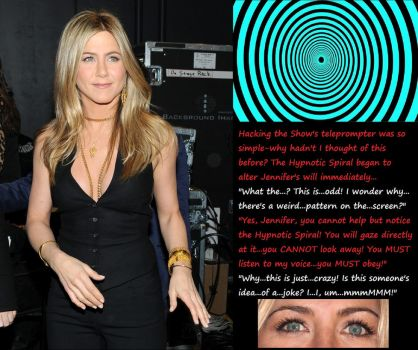 Jennifer Aniston: Peoples No Choice Awards! (2) by HypnoHunter