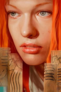 The Fifth Element by JulietGarciaArt