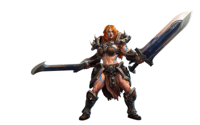 Sonya - Heroes of the Storm by PlanK-69