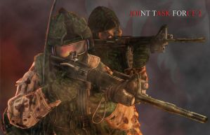 Joint Task Force 2 by KodyYoung