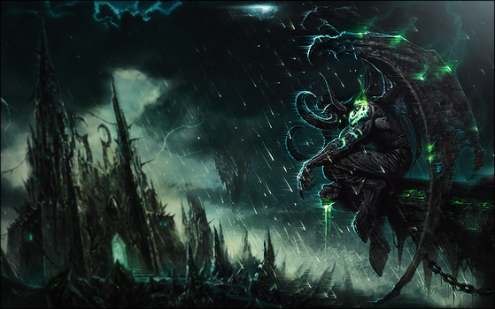 World Of Warcraft Bigger by pevec