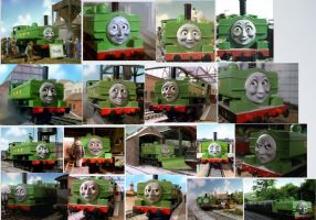 Duck the Great Western Engine by Gadgetnatic83