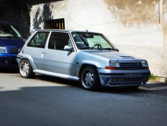 1988 Renault Super5 by GladiatorRomanus