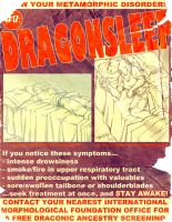 Dragonsleep by nothere3