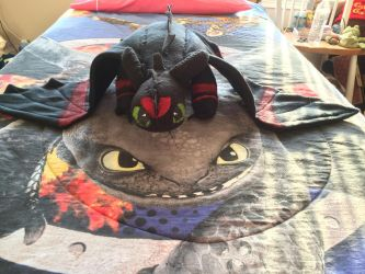 A Toothless for Khainon by Coraline12345